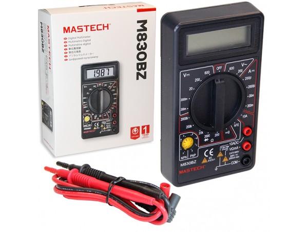 M830BZ Мультиметр (Mastech)