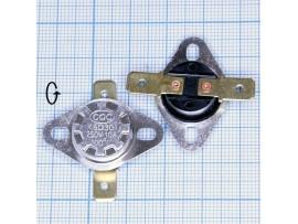 KSD-301-100C 250V10A Термостат нормально замкнутый