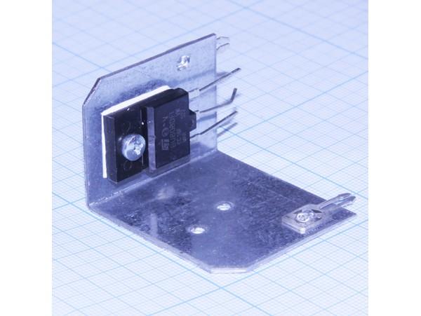 BU808DFI (на радиаторе)
