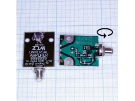 SWA-9999999 DVB-T2 Усилитель антенный 12V (F-разъем)
