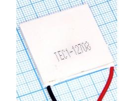 TEC1-12703  элемент Пельтье 30х30х3,5