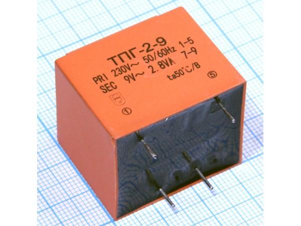 Транс.ТПГ-2-(9V) UC30S-2-09028