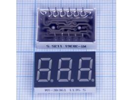 E-30361-L-C-8-W Инд. красн. (MT-30361) АОН