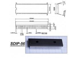 ST92185BN2B 1/EBS