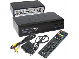 D-COLOR DC922HD ресивер эфирный DVB-T2,HD