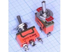 KN3C-102 3к2п 250 V, 15 А Тумблер LIGA-1121