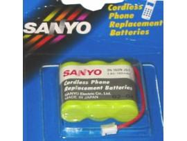 Аккумулятор 3,6V/150Секция (d=12;L=28) 3N-150N Sanyo