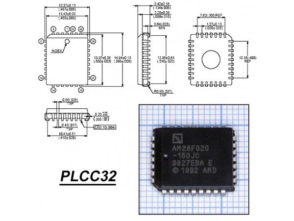 AM28F020-150JC