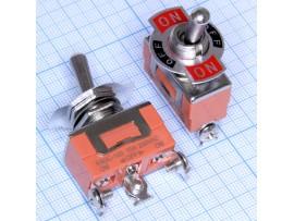 KN3C-103 3к3п 220 V, 15 А Тумблер LIGA-1122