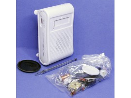 RF027  AM/FM приемник Радиоконструктор