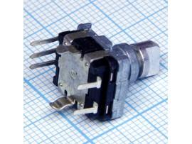 Энкодер R19 металл ручка спил. L=10 мм