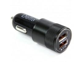 ETL-C52100USB2 12V>5V(2,1A) Преобр.напряжения USB