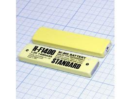 Аккумулятор 1,2V/1400 H-F1400 (17*06*66)NIMH