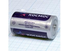 Элемент питания 1,5V R14 Космос