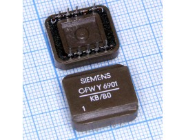 OFW Y6901 Фильтр Siemens