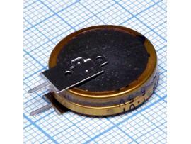 Ионистор 1,0F/5,5V 2208H5 DCL5R5105VF