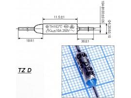 TZ D-113-10А Термопредохранитель