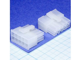 1-794954-0 корпус розетки 10к.(2х5) на каб.TYCO MF-10F