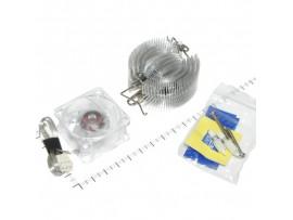 SL-01H Теплоотвод с вентилятором. 12В