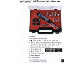 8PK-SD012B Набор отверток ProsKit