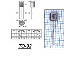 DS1821C + Датчик термо