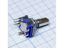 Энкодер R12 металл ручка спил. L=16 мм