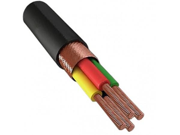Кабель КММ-4*0,12 микрофонный (4-жилы)