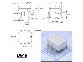 CNY17-2 Оптопара