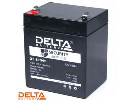 Аккумулятор 12V/4,5Ah  DT12045  90х70х100 Delta