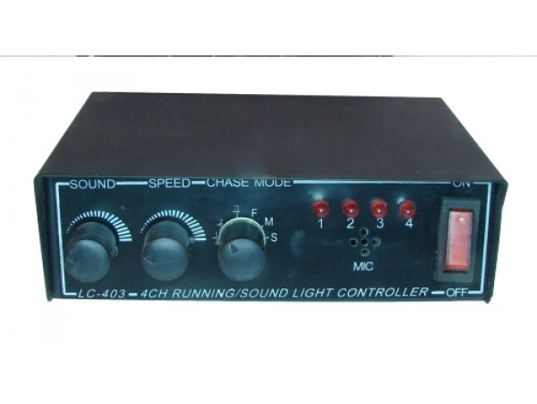 LC-403 Контроллер для гирлянды