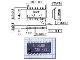 BU2040F smd