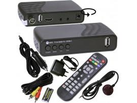 AVL T114 ресивер эфирный+кабельный