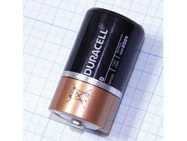 Элемент питания 1,5V LR20 Duracell