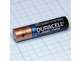 Элемент питания 1,5V LR03 Turbo DURACELL Ultra