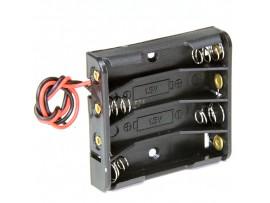 R03/4 Отсек батарей BH441 AAA 4x1 (BH625)
