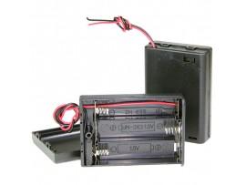 R06/3 Отсек батарей с крышкой