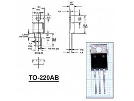 16CTQ100 IR (100V/16A) Диод Шоттки