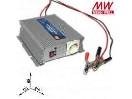 A302-600-F3 Преобразователь напр. 24V>~230V/50Гц/600W