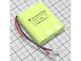 Аккумулятор 3,6V/500(3*d=10;h=35) T336(T284) NIMH