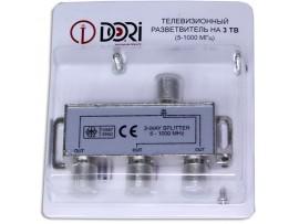 Разветвитель Premier-3 (5-1000mHz) BL2301