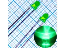 LED BL-B2141Q G зел.d=3