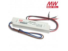 БП LED 12V 0-1,5A LPH-18-12