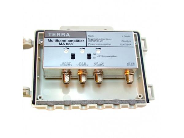 MA038 TERRA Усилитель антенный