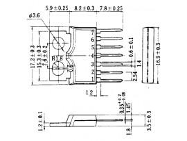 AM1D1207SZ Преобразователь напр.