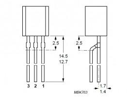 BC337-25 SOT54var