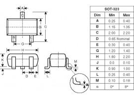DTA114TUA транзистор