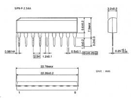 8X103 (8х10кОм) Сборка рез.9A103J